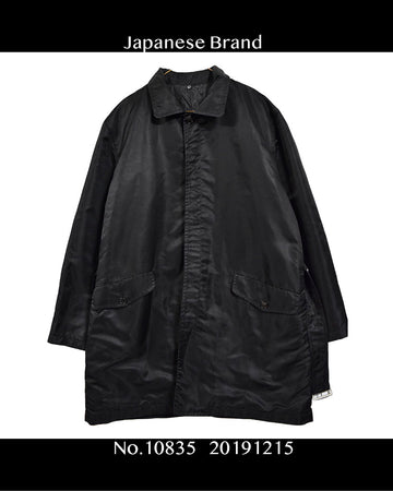 Japanese Brand / Nylon Coat / 10835 - 1215 36.5