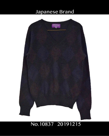 NEPENTHES / Knit Sweater / 10837 - 1215 47.5