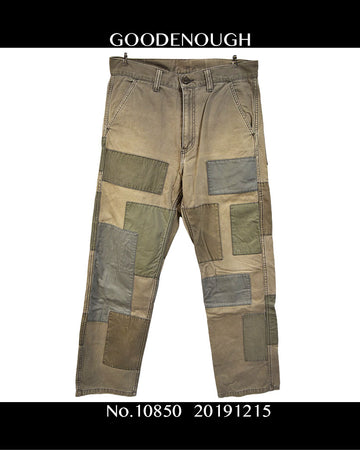 GOODENOUGH / Rebuild Pants / 10850 - 1215 97