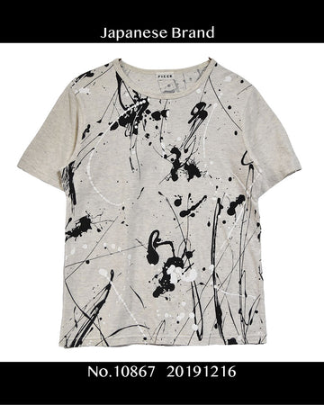 FICCE / Graphic T-shirt / 10867 - 1216 40.9