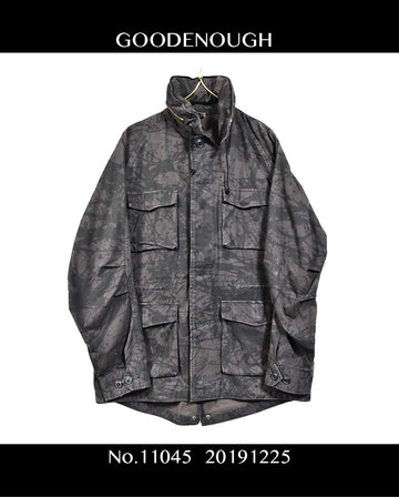 GOODENOUGH / Design Military Jacket M65 / 11045 - 1225 80.5