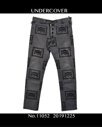 UNDERCOVER /SCAB Graphiic Design Pants/11052 - 1225 333.5