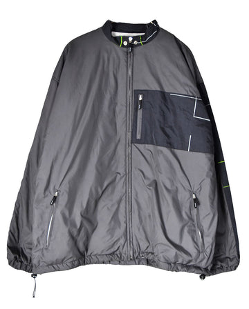 Swagger / Tech Military Jacket / 11098 - 1228 36.5