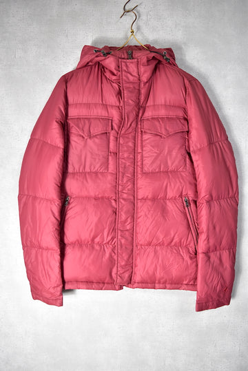 HYSTERIC GLAMOUR / Nylon Down Jacket / 11101 - 1228 50.8