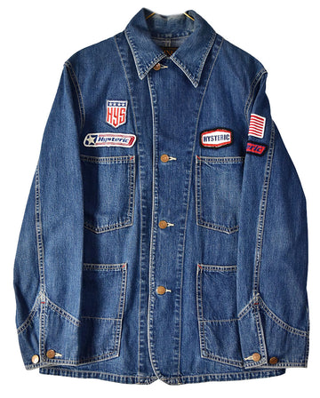 HYSTERIC GLAMOUR /Denim Jacket / 11112 - 1229 64