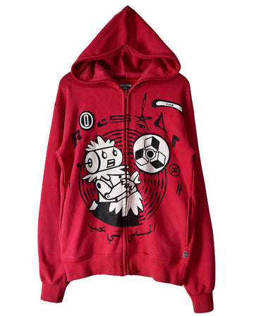 Roc Star / Graphic Sweat Hooded / 11113 - 1229 36.5