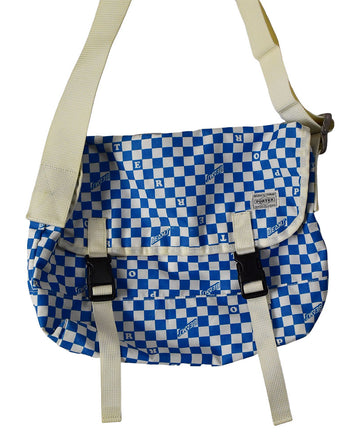 PORTER x BEAMS / Check Shoulder Bag / 11119 - 1229 47.5