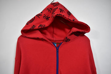 Hec by Hectic / Design Red Hooded / 11121 - 1229 42