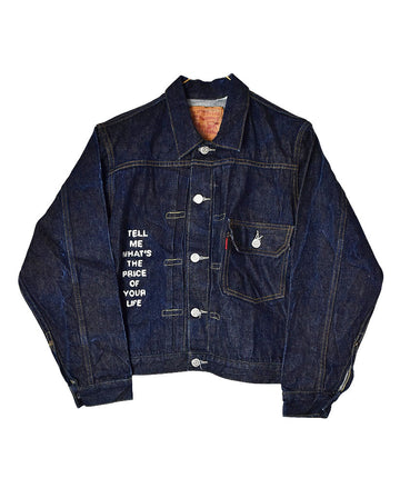 UNDERCOVER / Graphic Denim Jacket / 11139 - 1231 300.5