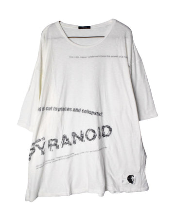 UNDERCOVER / Graphic Design T-Shirt / 11144 - 1231 113.5