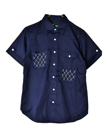 FAT / Design Safari Shirt / 11147 - 1231 42