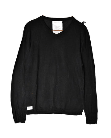 WTAPS / Black Knit Sweater / 11148 - 1231 53