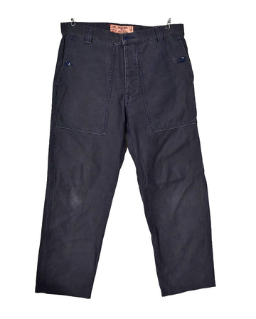 TENDERLOIN / Black Work Pants / 11153 - 1231 75