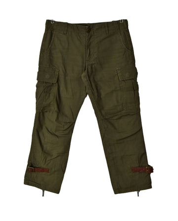 Nepenthes / Design Cargo Pants Military / 11224 - 0103 40.9