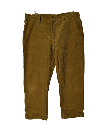 ATTACHMENT / Cropped Corduroy Pants / 11258 - 0105 43.54