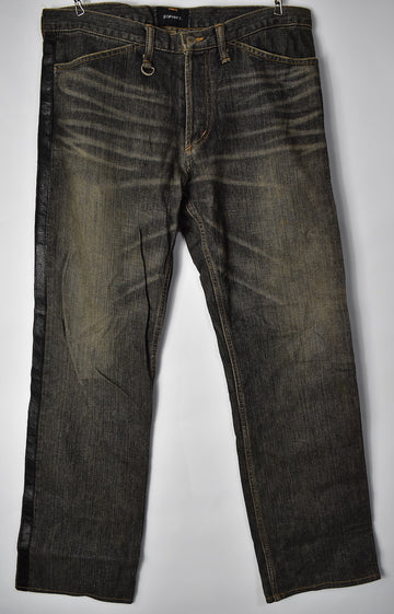SOPHNET / Black Denim Pants / 11260 - 0105 46.4
