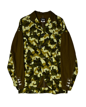 GANRYU / Graphic Work Jacket / 11315 - 0108 96.89
