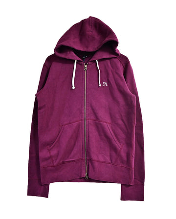 nonnative / Design Purple Plain Hooded / 11520 - 0118 31.55