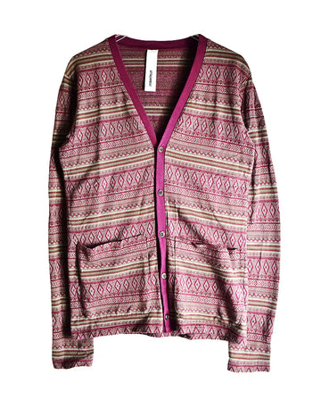 ATTACHMENT/Ethnic Stripe Cardigan/11593 - 0121 46.4