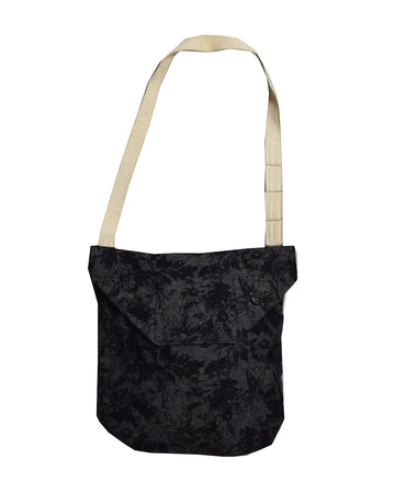 Engineered Garments/Black Shoulder Bag/11661 - 0124 47.5