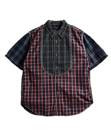 COMME des GARCONS /Two Checker Shirt/11673 - 0125 61.8