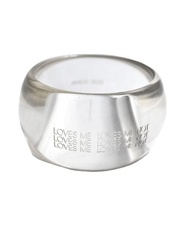 Dior HOMME/Transparent Bangle/11679 - 0125 80.5