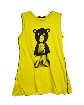 UNDERCOVER/Bear Graphic T-Shirt/11770 - 0130 35.4