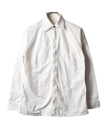 KAPITAL/Plain Basic White Shirt/11892 - 0206 55.2