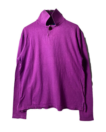 KAPITAL/Purple Work Polo Shirt/12068 - 0215 45.3