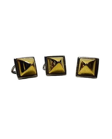 UNDERCOVER/Studs Triangle Ring/12123 - 0218 100.3