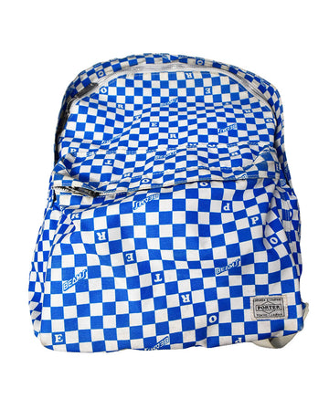 PORTER/BEAMS Checker Flag Backpack/12143 - 0219 54.1