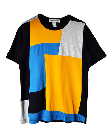COMME des GARCONS /Color Panel T-Shirt/12229 - 0225 80.5