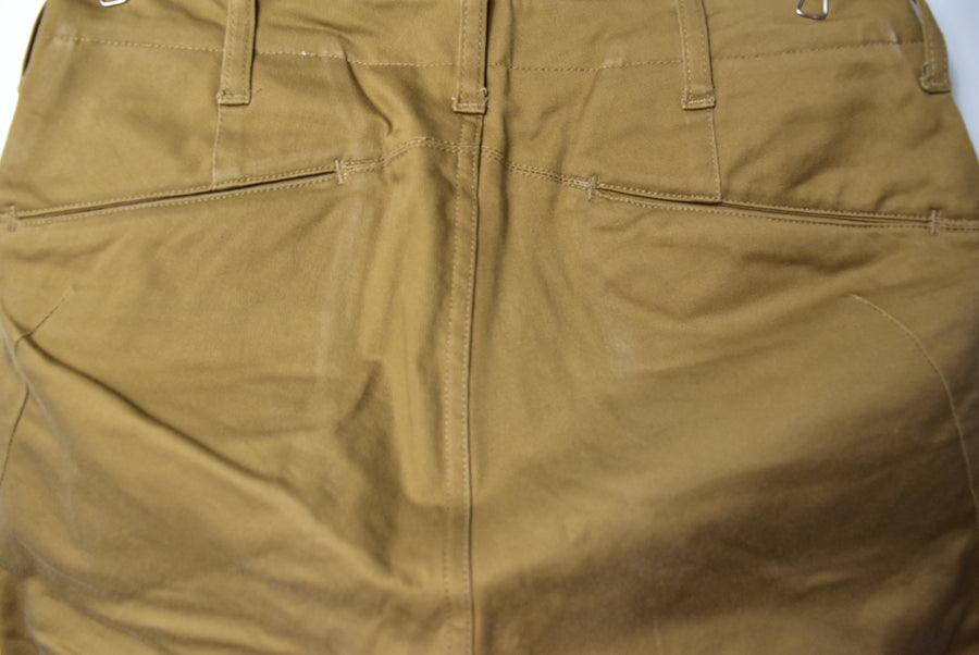 ATTACHMENT/Cropped Chino Pants/12298 - 0229 34.3