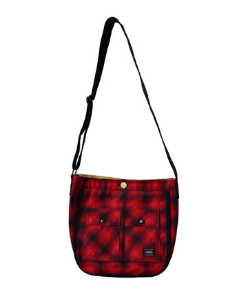 PORTER/Checker Shoulder Bag/12663 - 0320 56.3