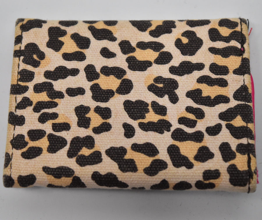 PORTER/Leopard Small Wallet/12827 - 0330 34.19