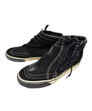 NEIGHBORHOOD/Black Skate Sneaker/12830 - 0330 64