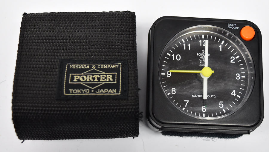 PORTER/Alarm Clock Watch/12833 - 0331 40.9