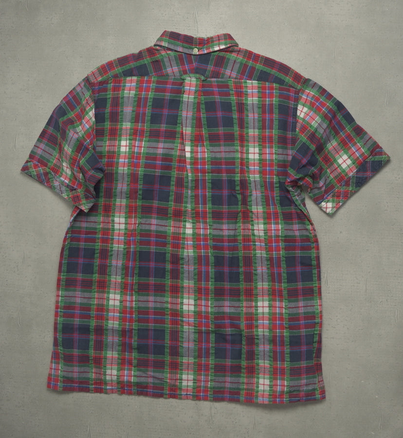 Engineered Garments / Pocket Check Shirt