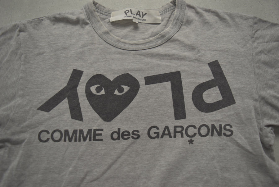 PLAY COMME des GARCONS / Play Logo T-shirt