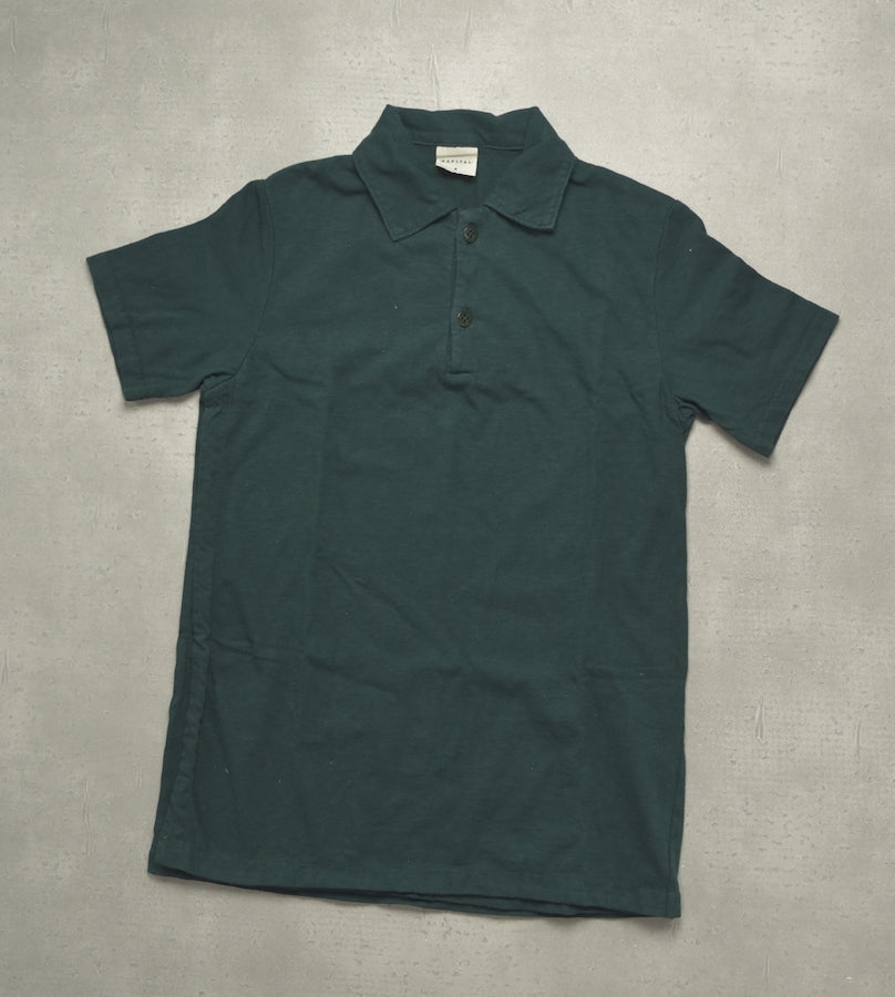 KAPITAL / Kapital Long Polo Shirt