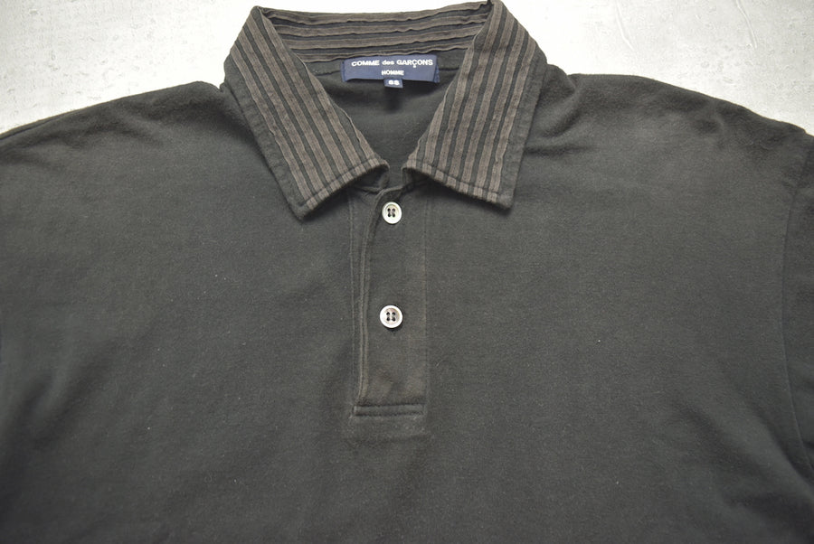 COMME des GARCONS HOMME / Cleric Polo Shirt