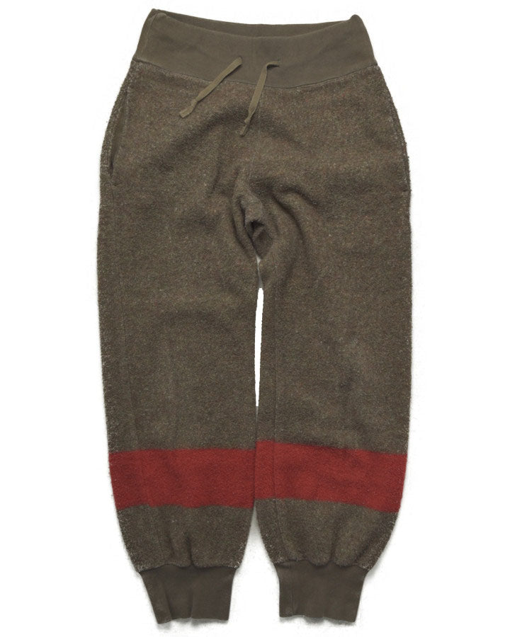 KAPITAL / Red Line Easy Pants