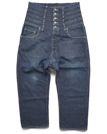 GANRYU / Five Waist Denim Pants