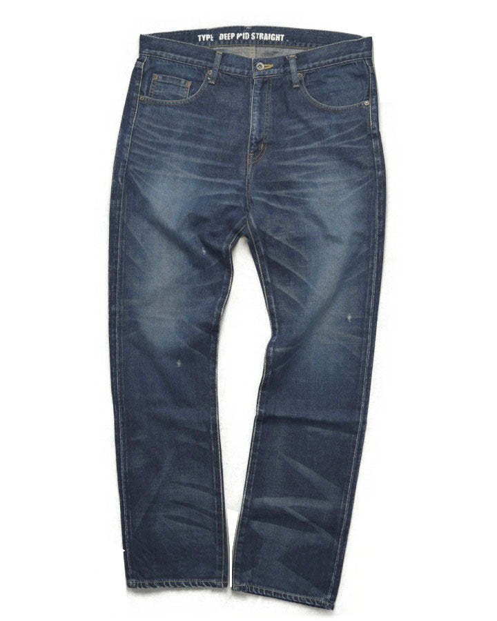 NEIGHBORHOOD / Deep Mid Savege Denim Pants