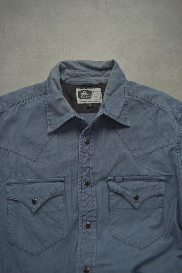 Engineered Garments / Blue Denim Shirt