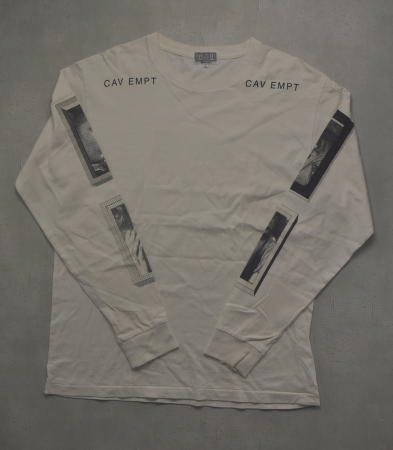 cav empt / Icon Graphic Print Cutsew