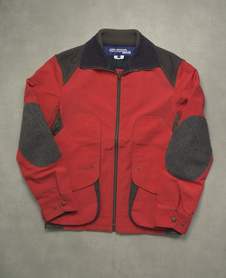 JUNYA WATANABE MAN COMME des GARCONS / Red Hybrid Hunting Jacket