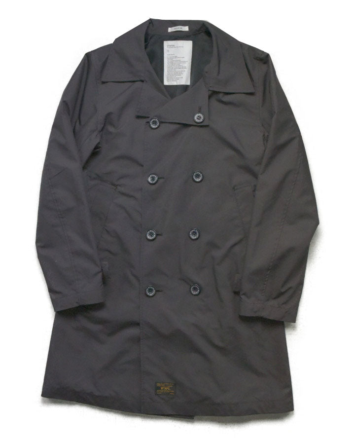 WTAPS / 11SS BLACKWATCH Nylon Jacket Coat