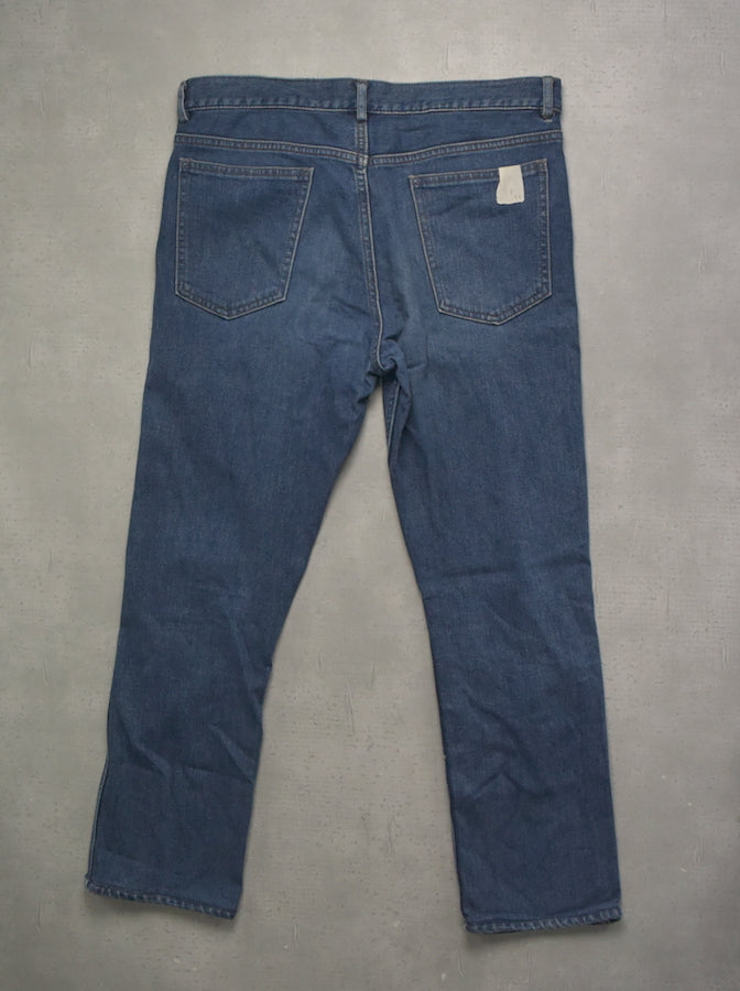 N.hoolywood / Indigo Denim Slacks