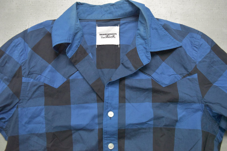SOLOIST / Western Bufflo Check Shirt